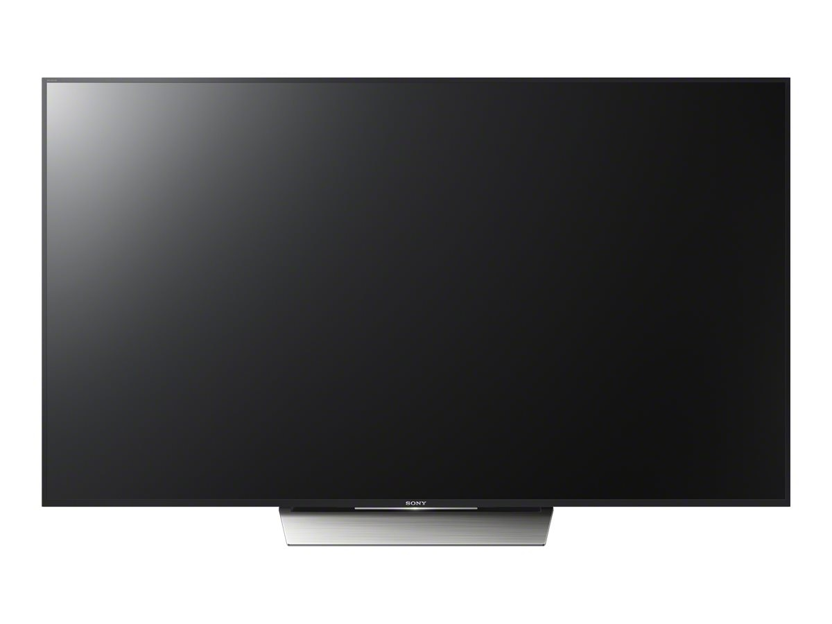 Sony 75 Bravia 4K Ultra HD LED-LCD Display, Black