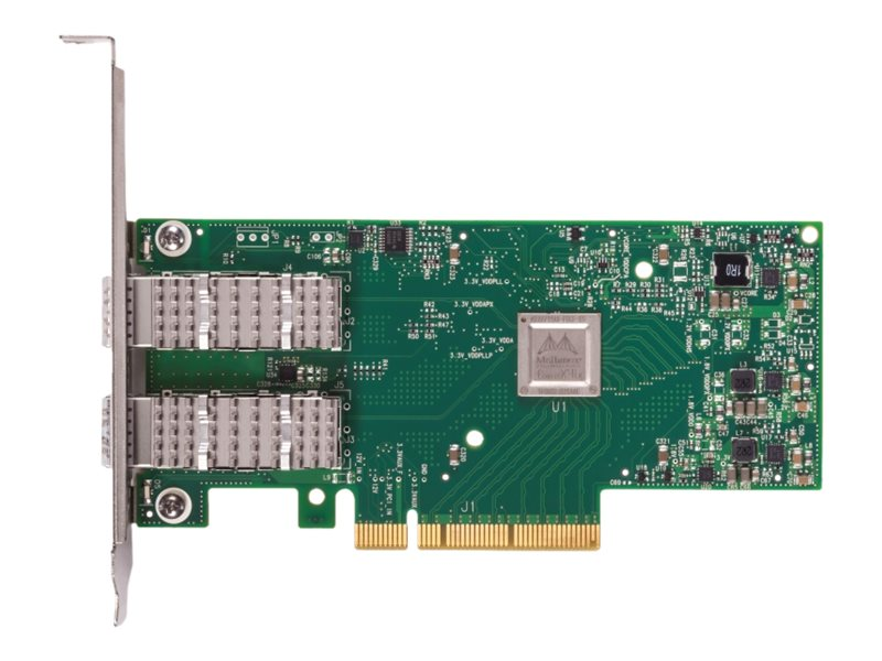 IBM Mellanox ConnectTX-4 2x25GBE SFP28 Adapter, 01GR250
