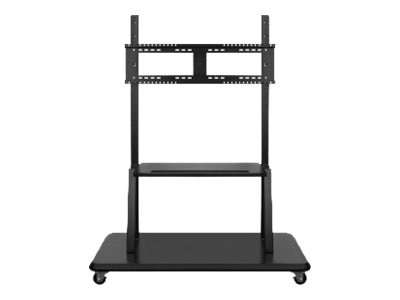 ViewSonic Rolling Trolley Cart Stand for CDE7051-TL, CED8451-TL,, LB-STND-003, 17102919, Stands & Mounts - AV