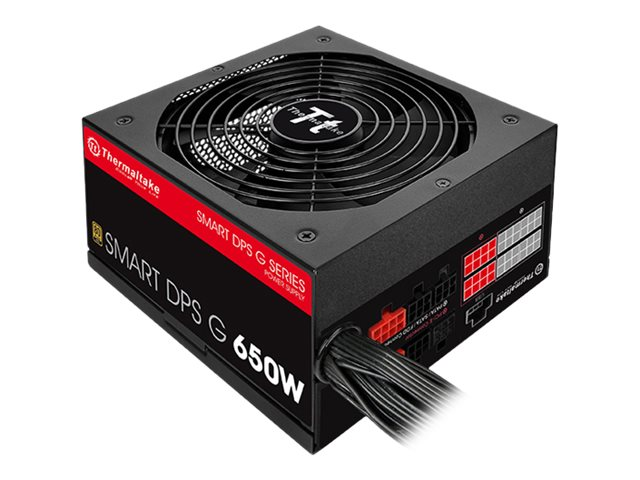 Thermaltake Smart DPS G Power Supply 650W