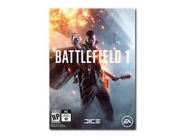 Electronic Arts Battlefield 1 (CIAB) for PC, 36866, 32254339, Software - Computer Games