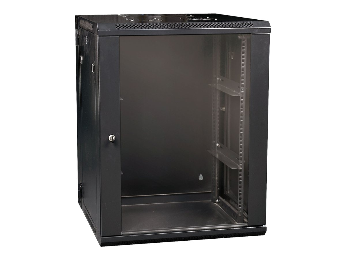 4Xem 15U Wall Mount Server Cabinet, 4XRACK15U