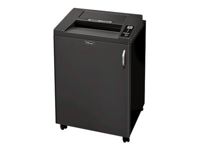 Fellowes Fortishred 4850S Strip-Cut Shredder, 44 Gallon Bin, 32-35 Sheet Capacity, Black, 4619301, 15228008, Paper Shredders & Trimmers