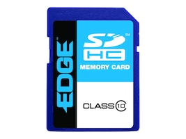Edge 8GB ProShot SDHC Flash Memory Card, Class 10, PE225766, 11696859, Memory - Flash