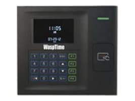 Wasp WaspTime HD300 HID Time Clock for 26 34-bit Proximity Cards, 633808551421, 16375780, Bar Coding Accessories