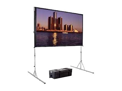 Da-Lite Dual Vision Front and Rear Projection Deluxe Complete Screen, 16:10, 62 x 96, 38312, 18025265, Projector Screens