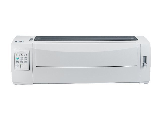 Lexmark 2581n Wide Forms Printer - 220V, 11C2563, 10993501, Printers - Dot-matrix
