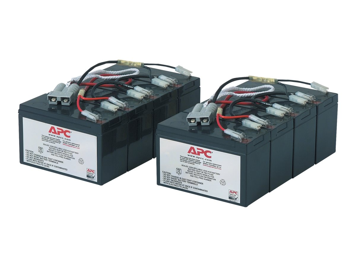 APC Replacement Battery Cartridge #12 for SU2200, SU5000 models, RBC12