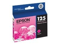Epson Magenta 125 Ink Cartridge