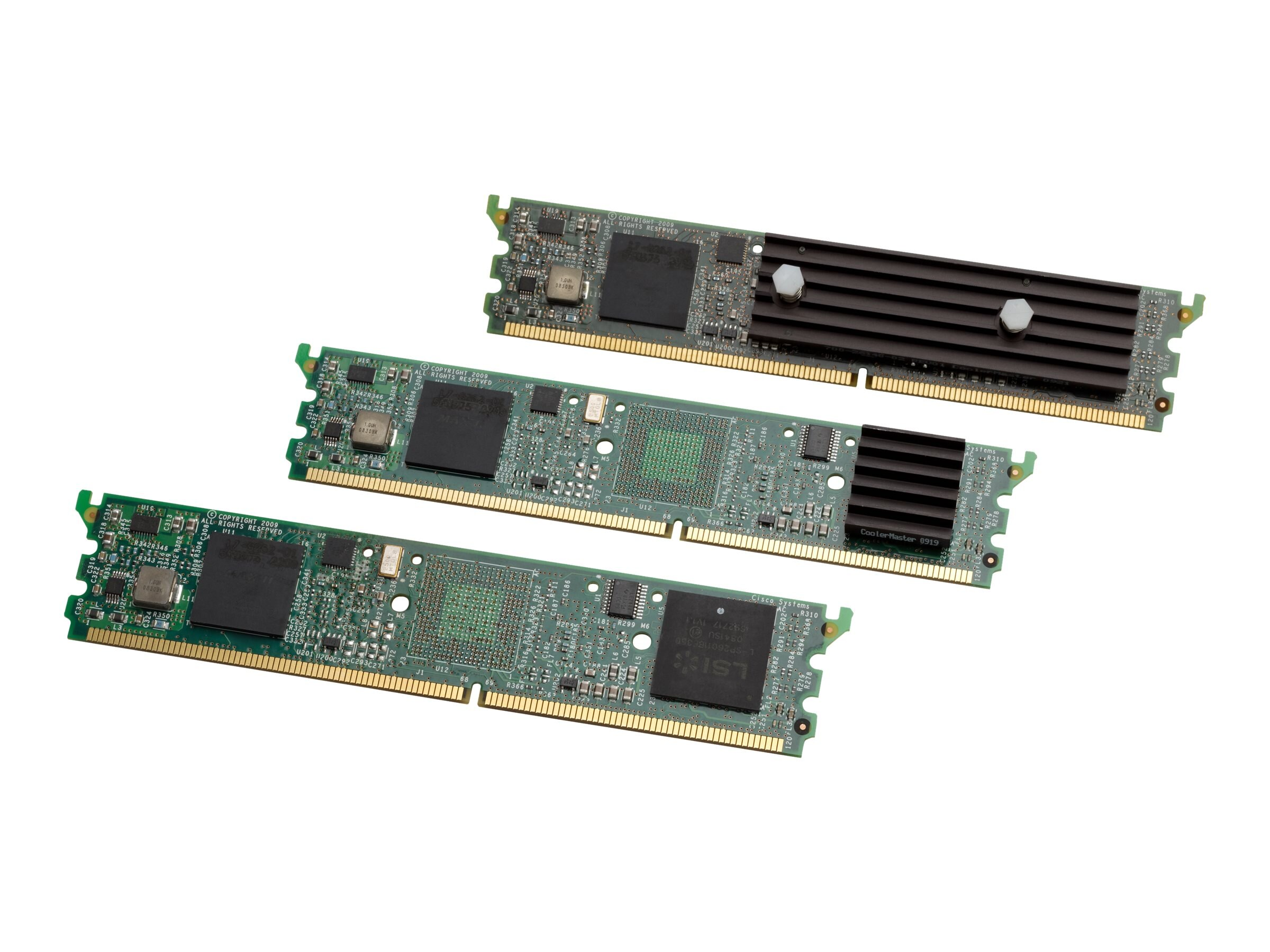 Cisco 32Ch. High-Density Voice and Video DSP Module