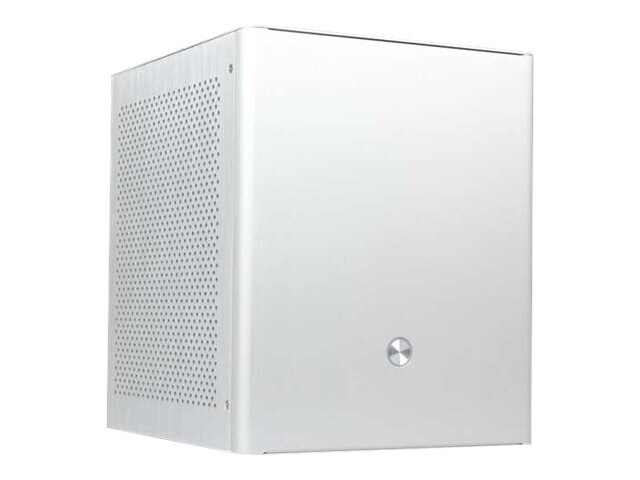 Rosewill Chassis, Legacy V3 Plus-B Cube Mini-ITX 1x3.5 Bay 1x2.5 Bay 2xSlots, Silver, LEGACY V3 PLUS-S, 16896075, Cases - Systems/Servers