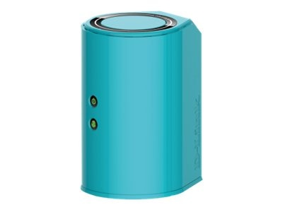 D-Link Wireless AC750 Dual Band Gigabit Cloud Router, Teal