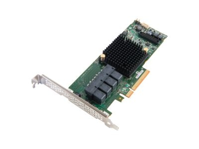 Open Box Adaptec RAID 71605 Single SAS SATA PCIe Controller, 2274400-R