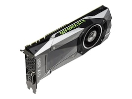 Microstar GeForce GTX 1080 PCIe 3.0 Founders Edition Graphics Card, 8GB GDDR5X, GTX 1080 FOUNDERS ED, 32105456, Graphics/Video Accelerators