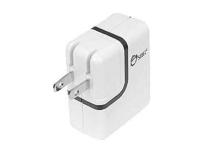 Siig 2A USB 2-port Power Adapter, AC-PW0912-S1