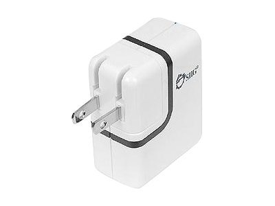 Siig 2A USB 2-port Power Adapter, AC-PW0912-S1, 14022180, Power Converters