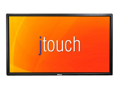 InFocus 70 JTouch Full HD LED-LCD Touchscreen Display, Black, INF7001A