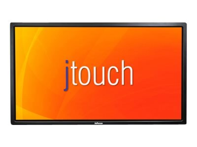 InFocus 70 JTouch Full HD LED-LCD Touchscreen Display, Black, INF7001A, 23201219, Monitors - Large-Format LED-LCD