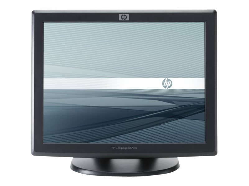 HP 15 L5009tm VGA LCD Touch Monitor, Black, VK202AA#ABA, 15198611, Monitors - LCD
