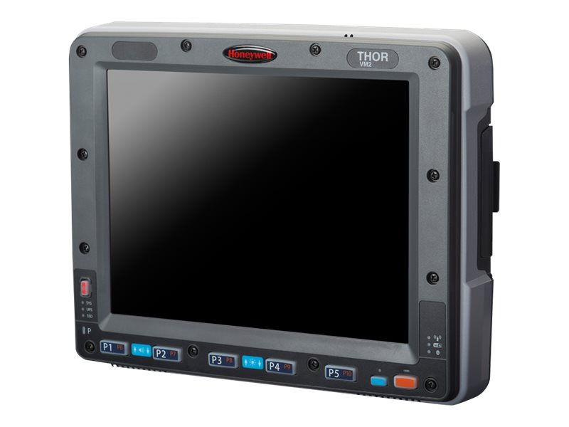 Honeywell Thor VM2 Vehicle Mount Computer, 802.11abgn, External WLAN, VM2W2A1A1BUS0AA