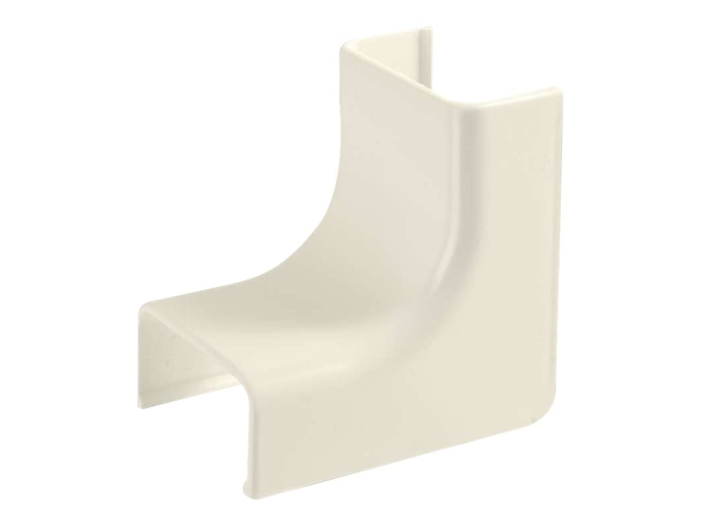 C2G Wiremold Uniduct 2900 Internal Elbow, Ivory