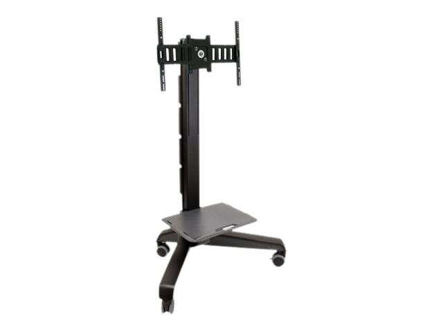 Ergotron Neo-Flex Mobile MediaCenter UHD Monitor Cart, 24-192-085, 12487426, Monitor & Display Accessories
