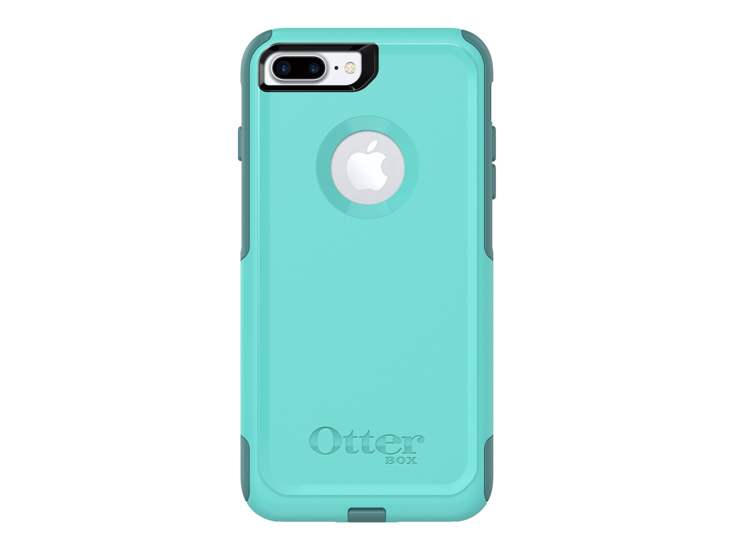 OtterBox Commuter Case for iPhone 7 Plus, Aqua Mint, 77-53914
