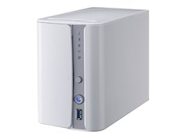 Thecus Tech N2560 2-Bay 2GB RAM Atom SoC CE5335 Storage, N2560, 17804451, Network Attached Storage