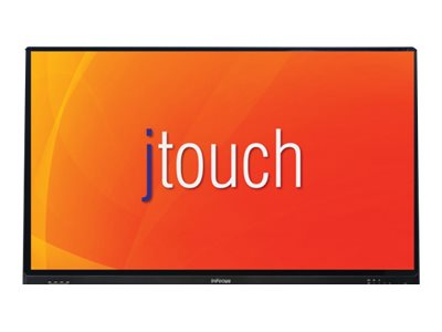 Open Box InFocus 65 JTouch Full HD LED Touchscreen Monitor, Black, INF6501A