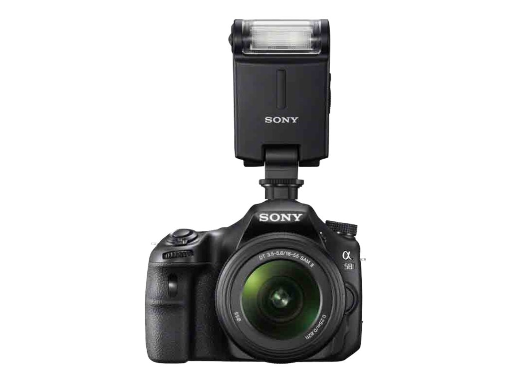 Sony HVL F20M Hot Shoe Clip-On Flash