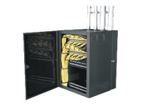 Middle Atlantic CWR Series, Data Wall Cabinet, CWR-18-32VD, 31869201, Racks & Cabinets