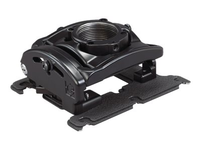 Chief Manufacturing RPA Elite Custom Projector Mount with Keyed Locking (B version), Black, RPMB3020