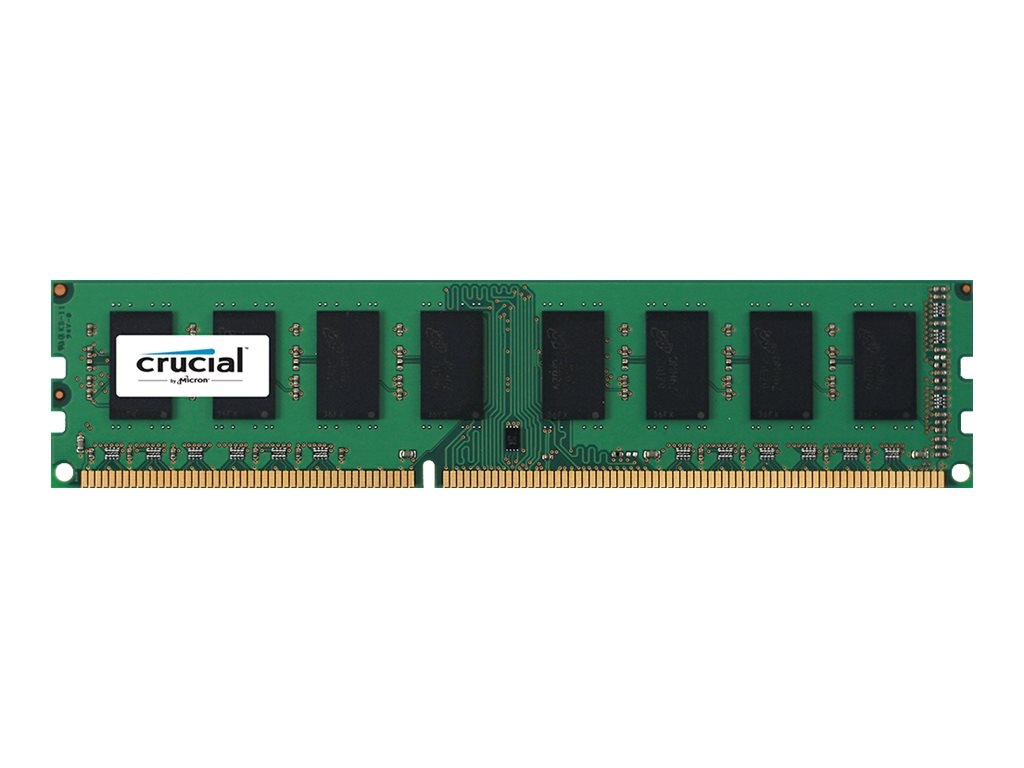 Crucial 2GB PC3-12800 240-pin DDR3 SDRAM DIMM, CT25664BA160BA, 17598707, Memory