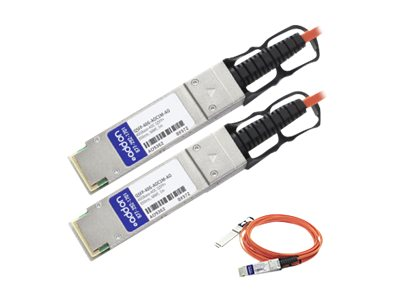 ACP-EP 40GBASE-AOC QSFP+ Direct Attach Active Twinax Cable, 1m