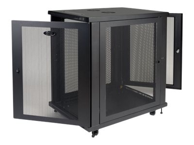 Tripp Lite SmartRack 18U Extra Depth Rack Enclosure Cabinet, Instant Rebate - Save $15, SR18UB