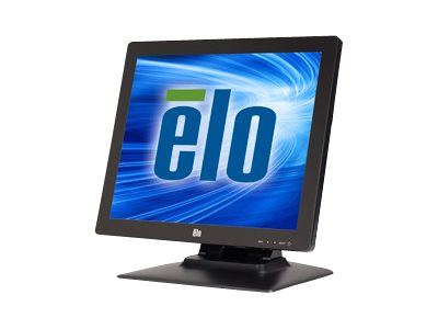ELO Touch Solutions 17 1723L LCD iTouch Plus Monitor, Black