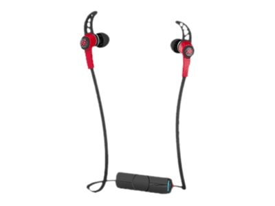 Zagg Summit Wireless Earbuds - Red, IFSUME-RD0