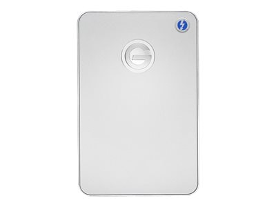 G-Technology 1TB GDRIVE Mobile Thunderbolt Hard Drive, 0G03040, 16418321, Hard Drives - External