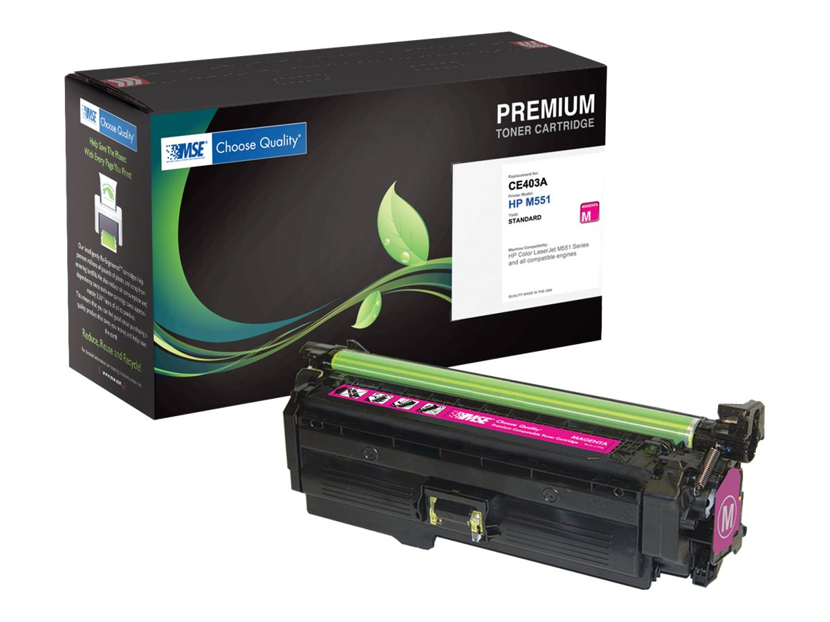 CE403A Magenta Toner Cartridge for HP M551 M575