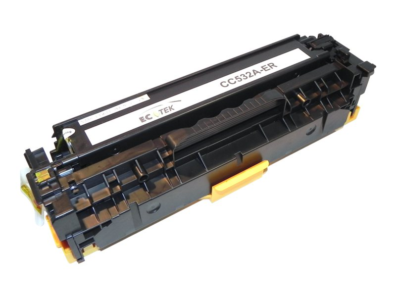 Ereplacements CC532A Yellow Toner Cartridge for HP LaserJet CM2320, CC532A-ER