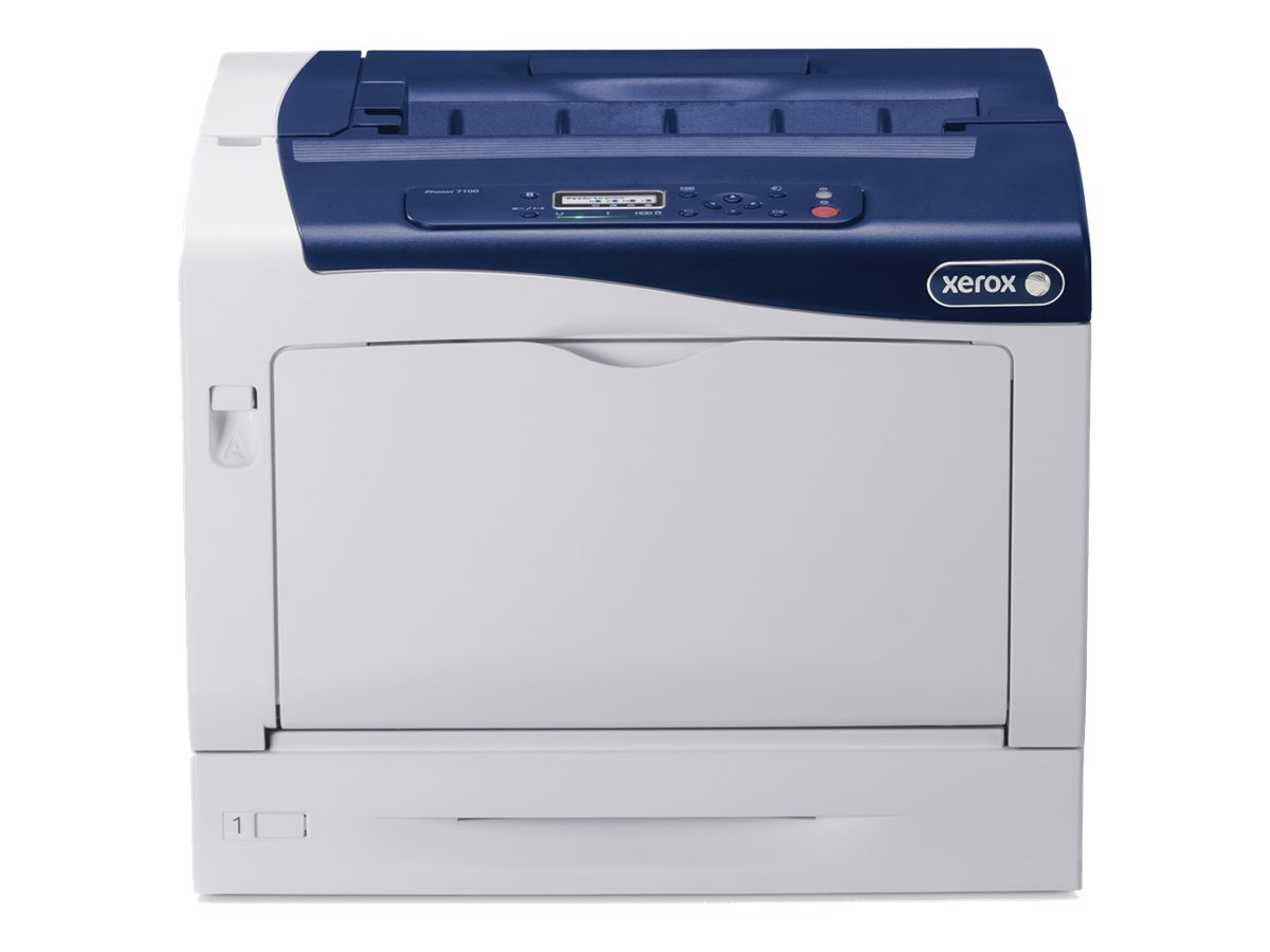 Xerox Phaser 7100 N Color Printer, 7100/N, 14745417, Printers - Laser & LED (color)