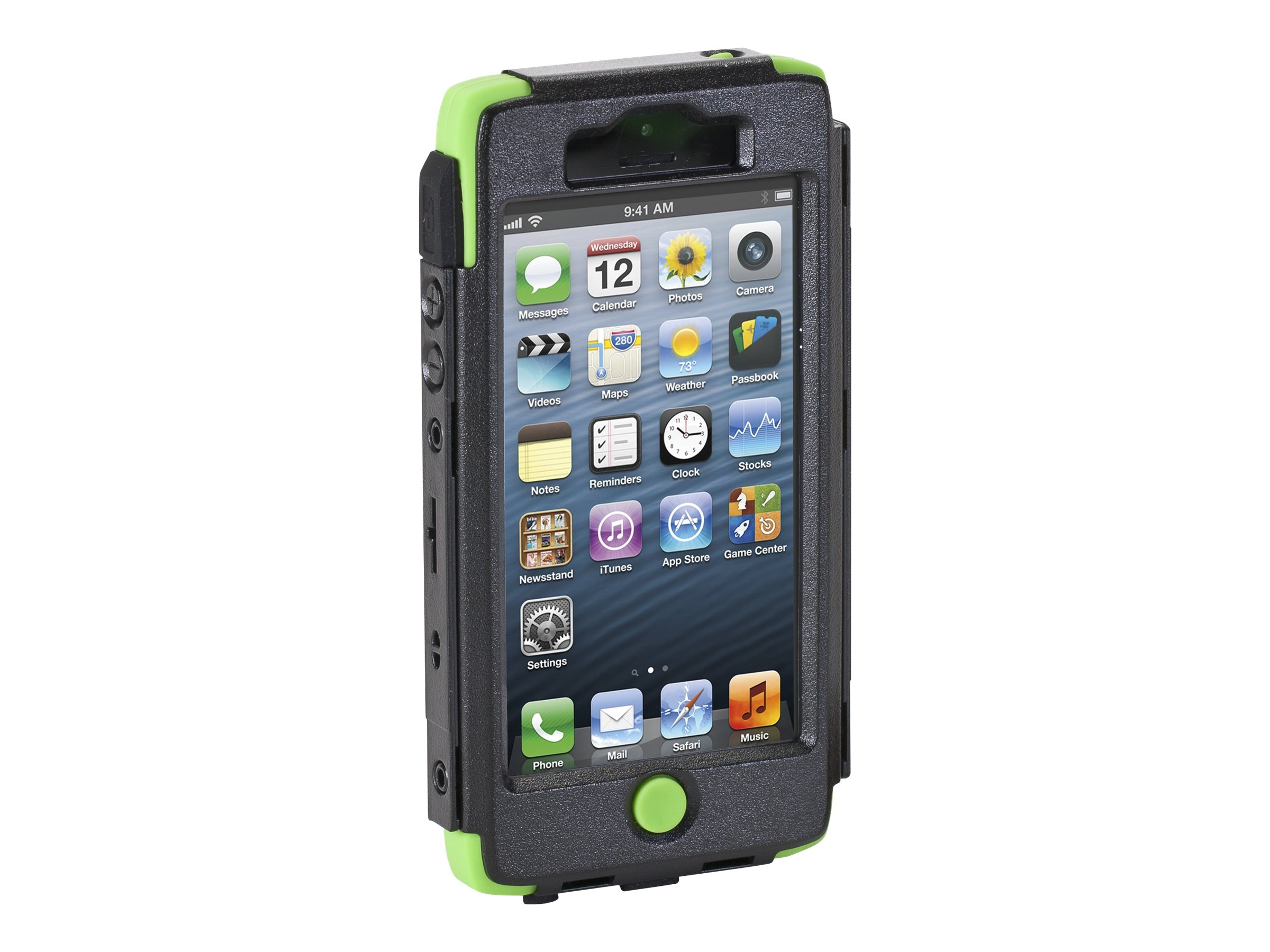 Targus Rugged Max Pro Case iPhone 5, TFD00105US, 15422177, Carrying Cases - Phones/PDAs