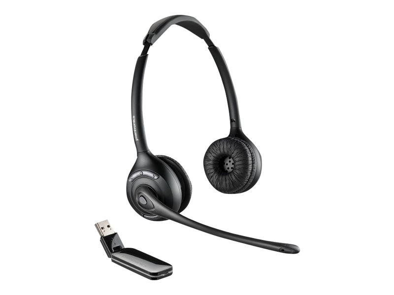 Plantronics Savi W420-M Binaural Over the Head Headset, 84008-01
