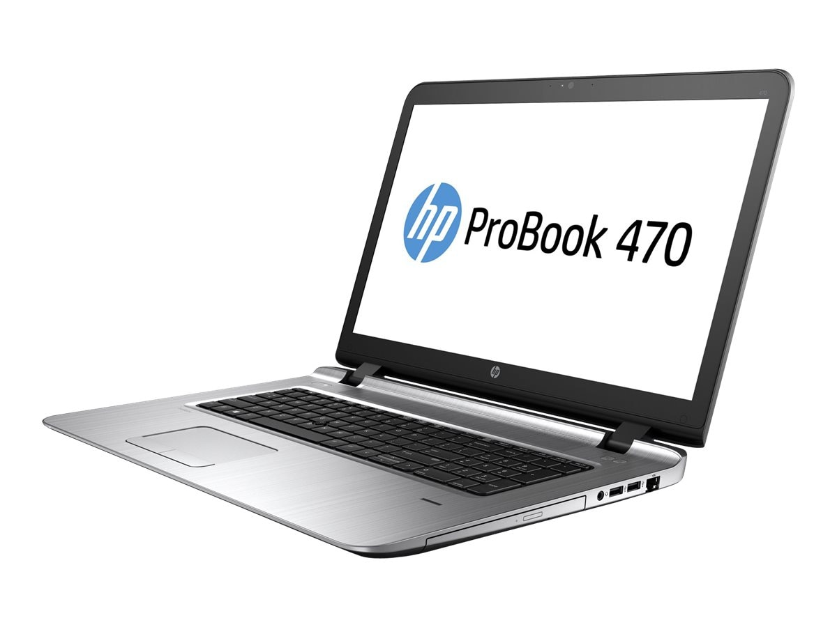 HP Smart Buy ProBook 470 G3 2.3GHz Core i5 17.3in display, T6D89UT#ABA, 30983618, Notebooks