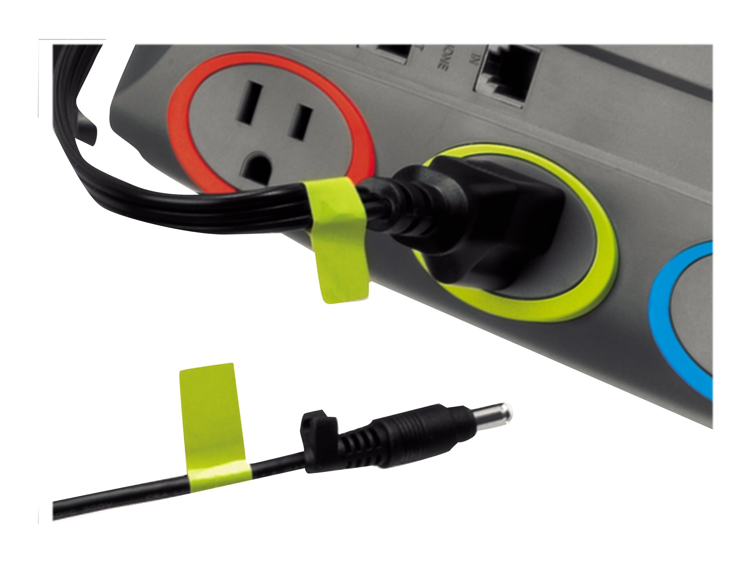 Kensington Smartsockets Premium Adapter (8) Outlets 8ft Cord 3090 Joules, Phone Line Protection, K62691NA