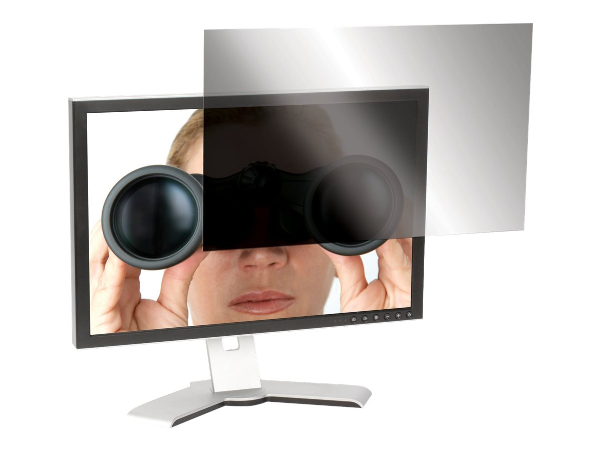 Targus 22 Widescreen LCD Privacy Filter, 16:10, ASF22WUSZ, 8250611, Glare Filters & Privacy Screens
