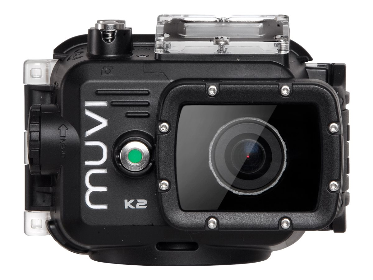 VEHO 100m Waterproof Case for Muvi, VCC-A035-WPC, 31824416, Carrying Cases - Camera/Camcorder