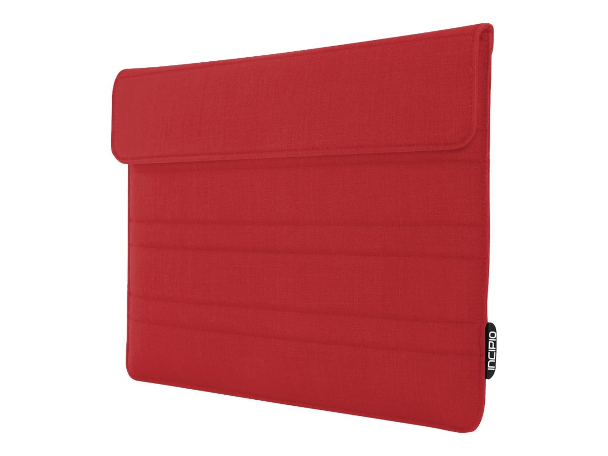 Incipio Delta Protective Padded Sleeve for iPad Pro 12.9, Red