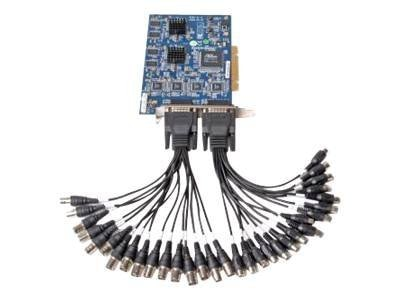Digital Peripheral Solutions 16 Channel H.264 Real Time Rec, QSDT16PCRP, 11233184, Security Hardware