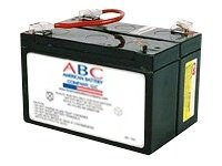 American Battery Replacement Battery Cartridge RBC3 for APC BK450, BK520, BK575, BK600 and BK650 models, RBC3, 462081, Batteries - Other
